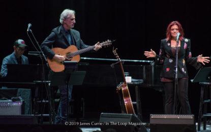 Rosanne Cash & Ry Cooder @ Chicago Theatre