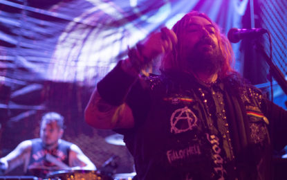 Cavalera Brothers (Sepultura) Return To Roots Tour live in Chicago at Reggies
