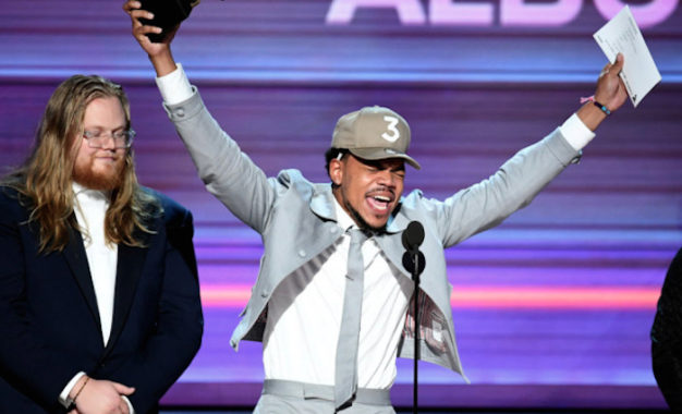Congrats to Grammy Award Winner, Chance The Rapper