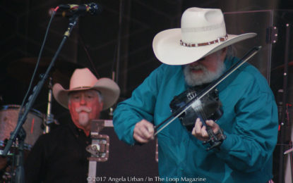 The Charlie Daniels Band Rocks The Grand Victoria During 4th of July Weekend Celebration