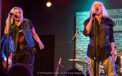 Photo Gallery: Cherie Currie & Brie Darling @ City Winery (Chicago)