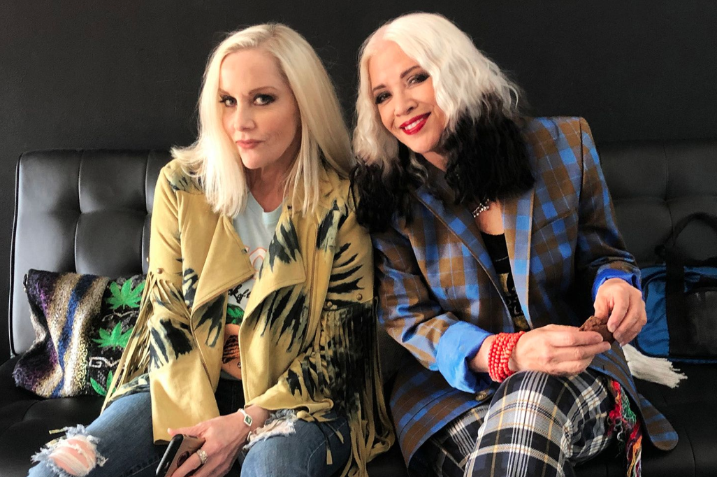 Cherie Currie (The Runaways) & Brie Darling (Fanny Walked The Earth) With Special Guests White Mystery To Play One Night At City Winery