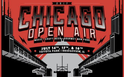 Chicago Open Air Band Performance Times Announced For Second Season