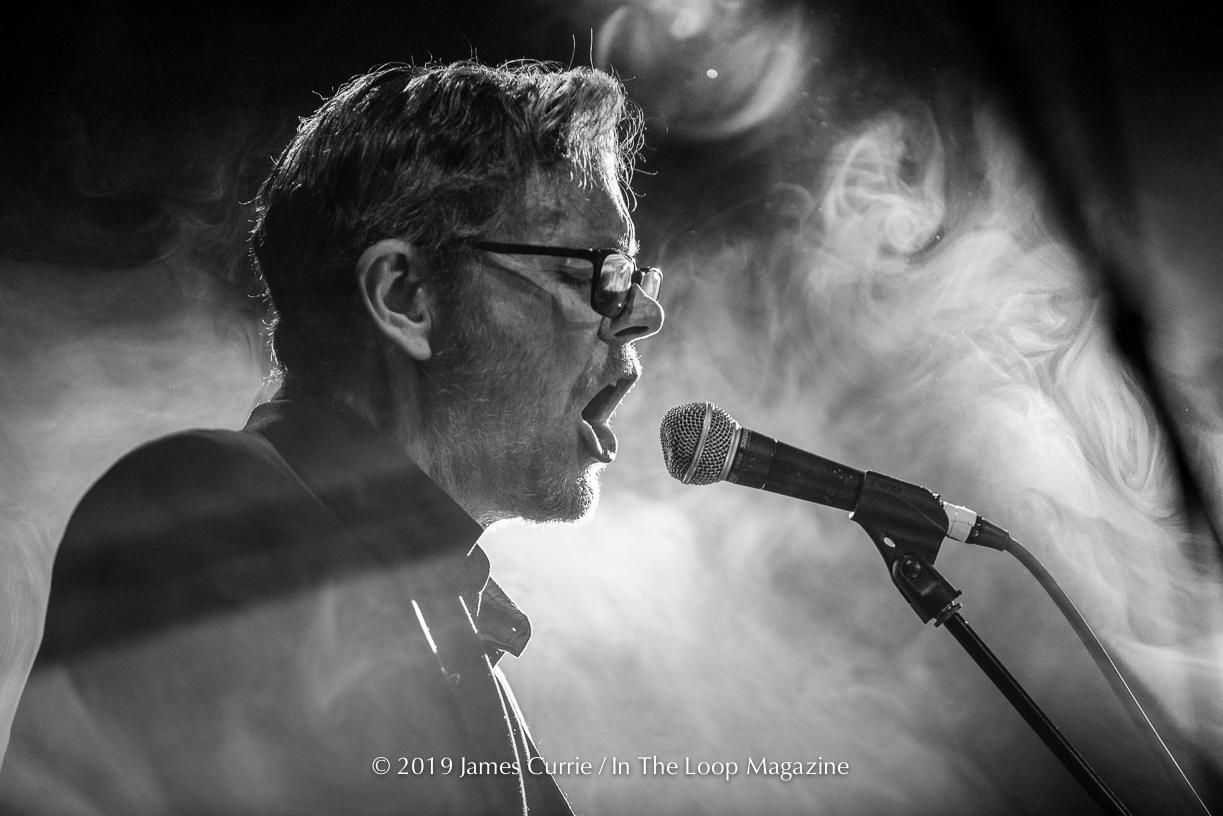 Chris Connelly @ Wire (Berwyn)