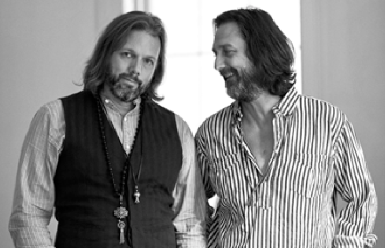 BROTHERS OF A FEATHER,  AN ACOUSTIC EVENING WITH CHRIS AND RICH ROBINSON OF THE BLACK CROWES