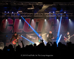 Clutch @ Concord Music Hall