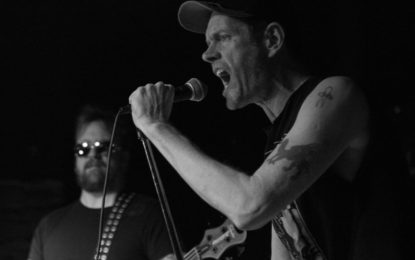 Cocksure & Caustic Perform Rare Appearance at Cobra Lounge