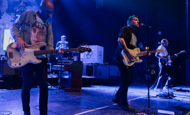 Cold War Kids Return To Chicago, Play At Riviera Theatre For Upcoming Album L.A. Divine