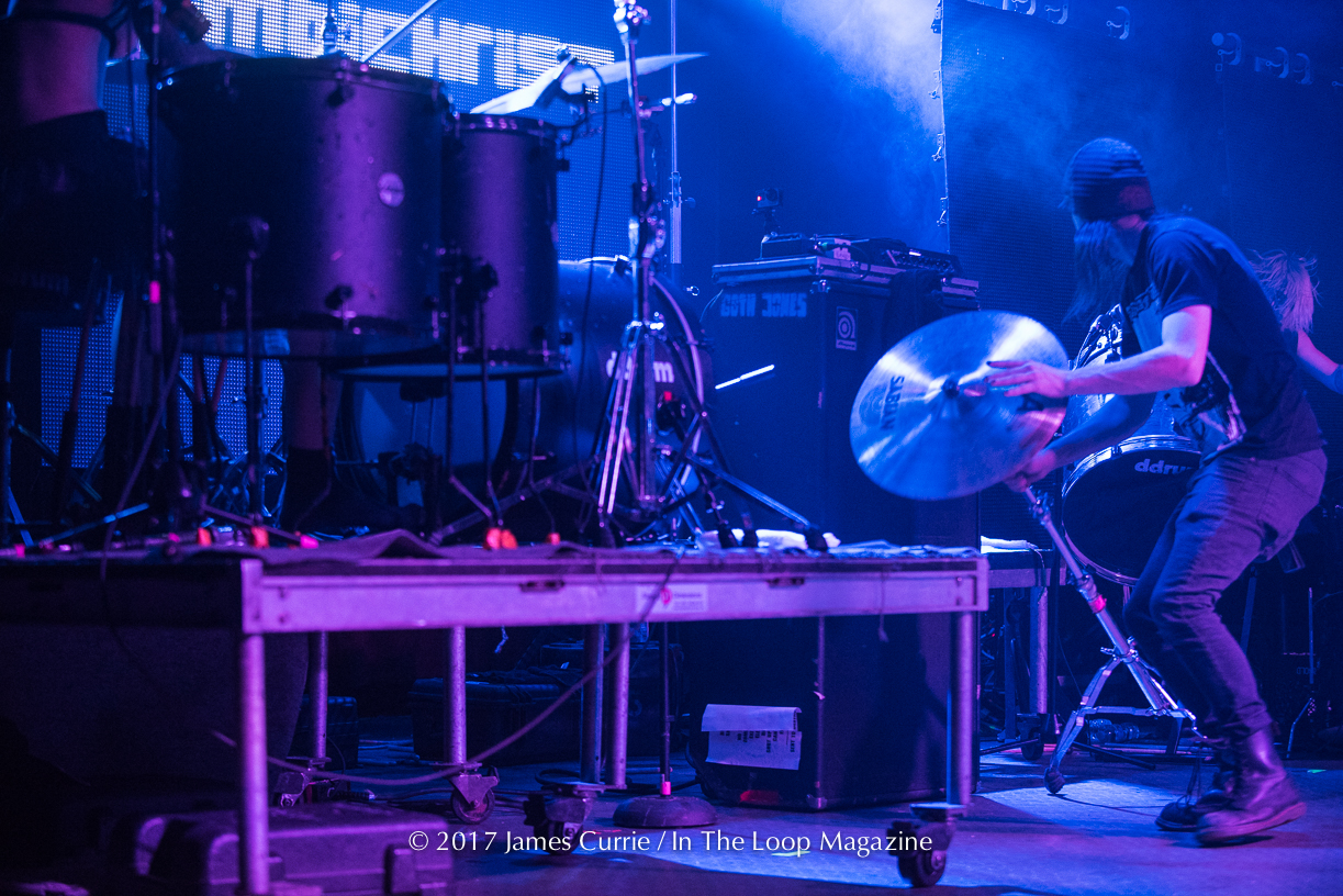 In The Loop Magazine Combichrist Live At Home Bar Arlington Heights