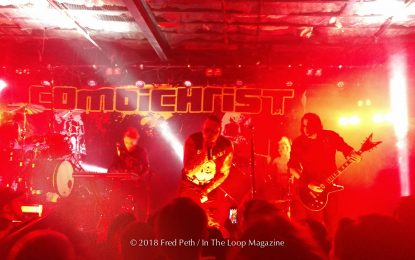 Live Review: Combichrist Live At Bottom Lounge Chicago