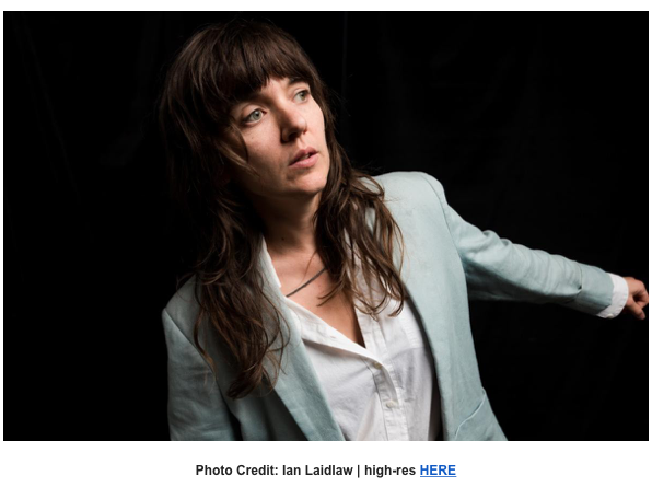 Today: Courtney Barnett Announces 2021/2022 North American Tour Dates