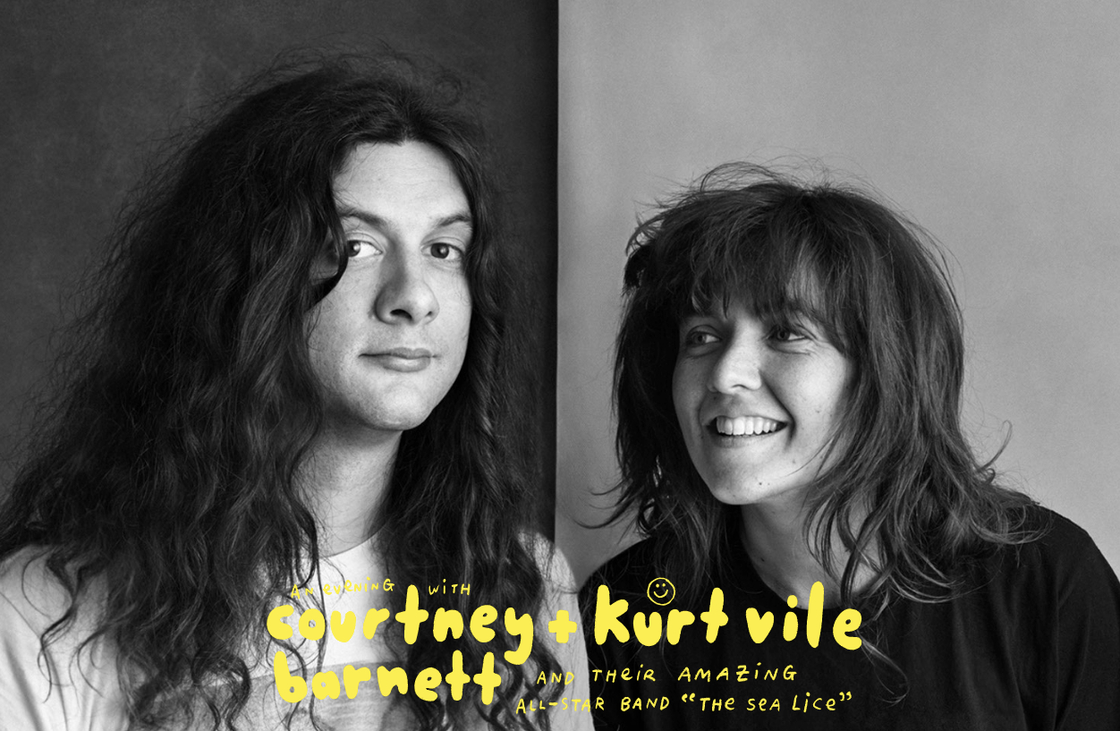 Indie Darlings Courtney Barnett and Kurt Vile Team Up For Summer Tour Together, Three Shows In Chicago