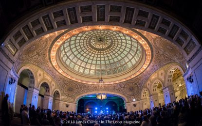 Courtney Barnett Asks Chicago, Tell Me How You Really Feel, At A Unique One Off Show At The Chicago Cultural Center