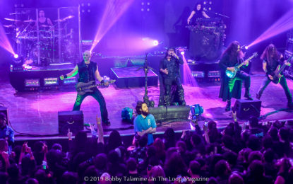 Cradle of Filth: Cryptoriana World Tour 2019 @ House of Blues