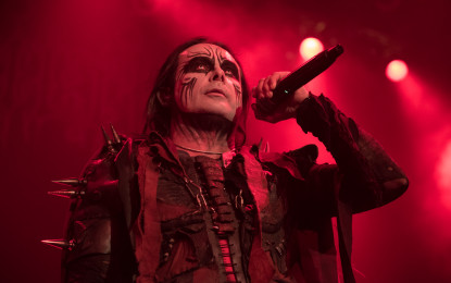 Cradle of Filth Bring The 'Hammer of the Witches' Down on Chicago