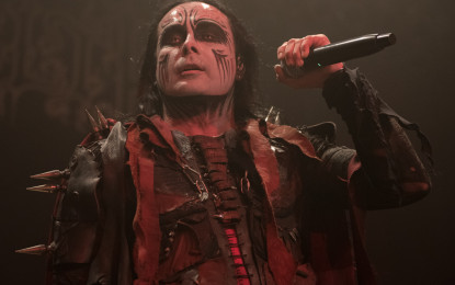 Photo Galley : Cradle of Filth @ House of Blues Chicago