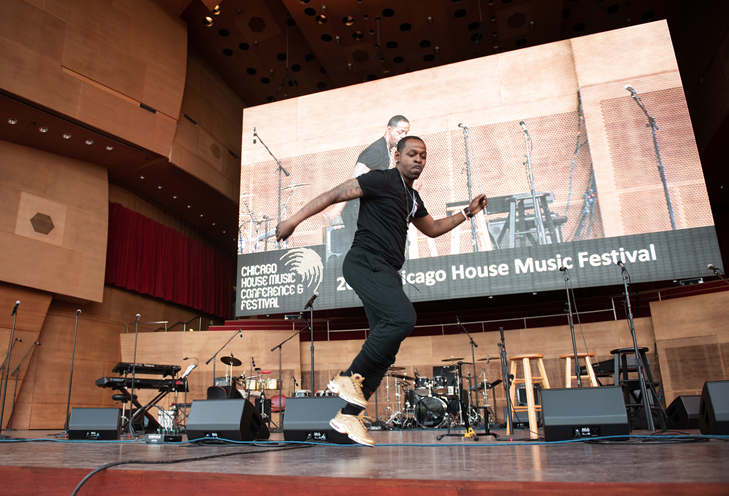 """Move Your Body! City of Chicago DCASE """"House City"""" Music Series Starts Sunday – Free Summer Event"""