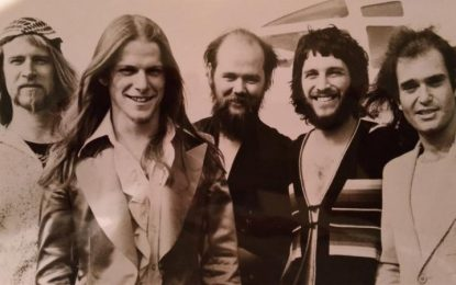 """The Dixie Dregs Reunite Original Lineup and Gear Up For The National """"Dawn of the Dregs"""" U.S. Tour"""