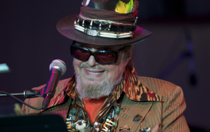 Photo Gallery : Dr. John at Bluesfest Chicago