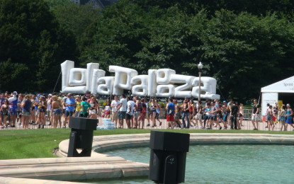 2015 Lollapalooza Friday Recap