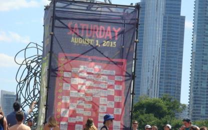 2015 Lollapalooza Saturday Recap