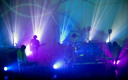 Tame Impala Play Sold Out Show At Riviera Theatre