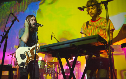 Photo Gallery – Tame Impala at Riviera Theatre
