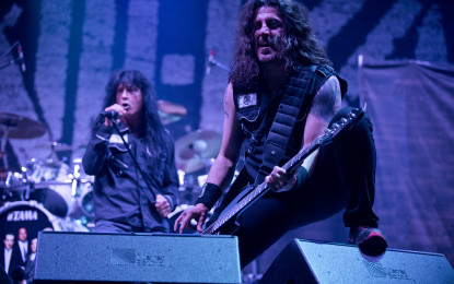 Photo Gallery – Anthrax Live at The Aragon Ballroom