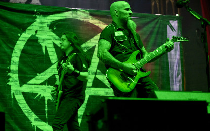 Anthrax Live at Aragon Ballroom – Perform Classic Song, Indians