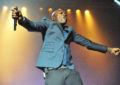 Seal Delivers 'Crazy' Performance At Ravinia