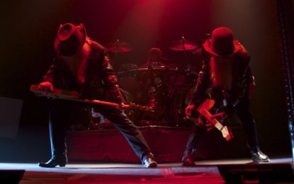 Photo Gallery – ZZ Top Live in Rockford