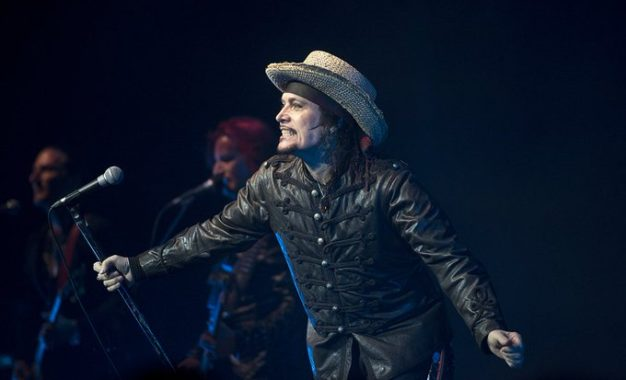 Live Review: Adam Ant Proves His Romantic Post-Punk Anthems Still Ring True At The Vic Theatre
