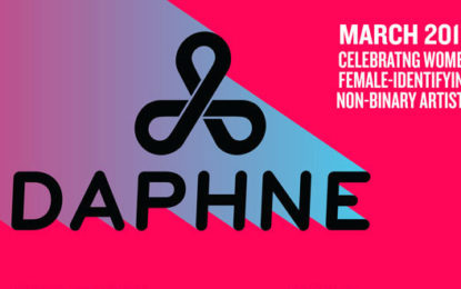 SMARTBAR TO CELEBRATE FEMALE / FEMALE-IDENTIFYING / NON-BINARY ARTISTS WITH THIRD DAPHNE SERIES
