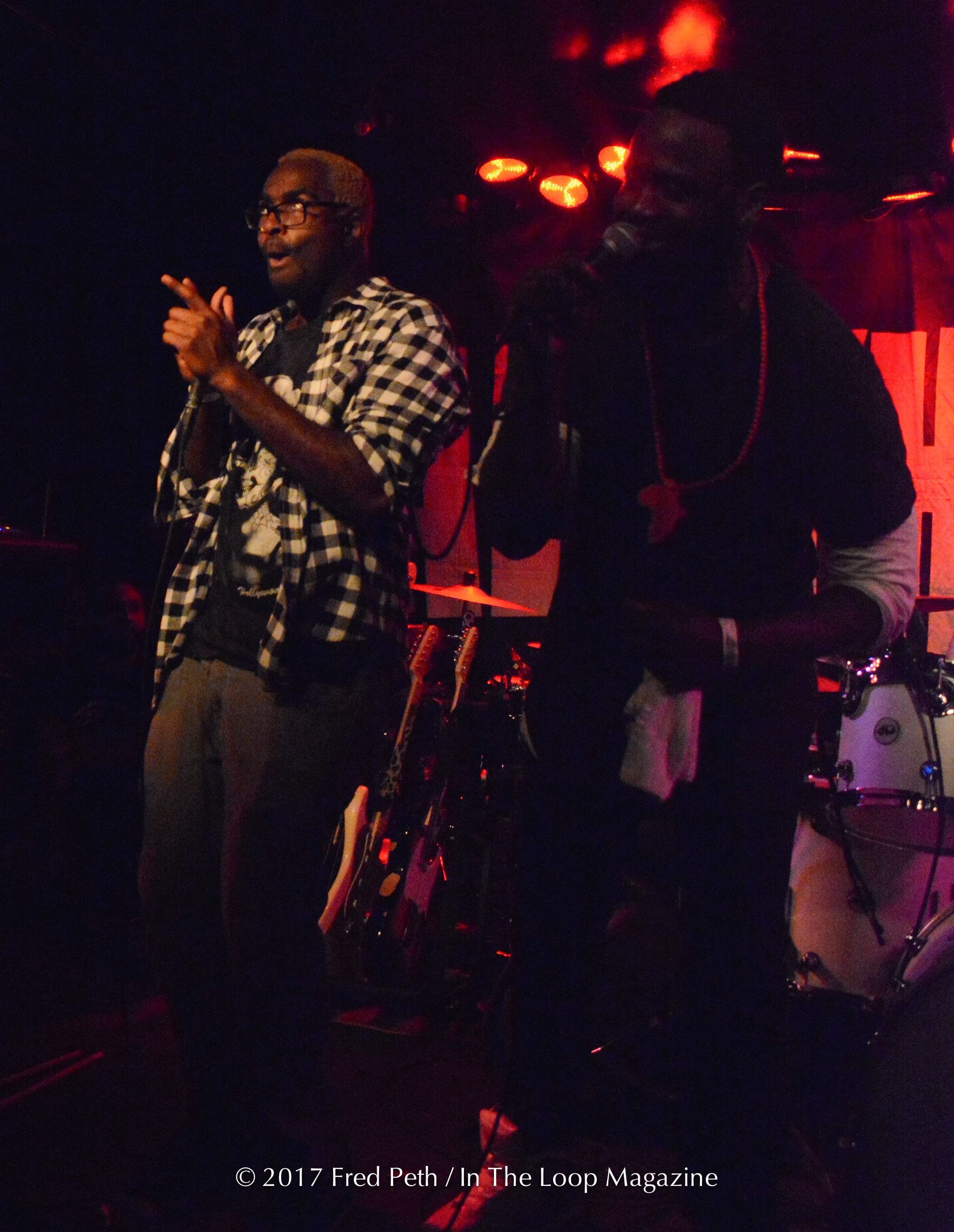 In The Loop Magazine Darenots Live In Chicago At Beat