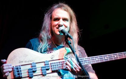 Interview: David Ellefson, Basstory at Brauerhouse (Lombard, IL)