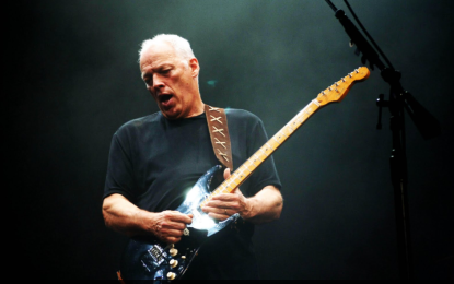 David Gilmour: New Album and 2016 North America Tour