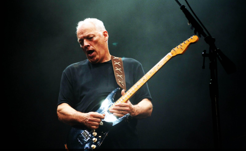 David Gilmour: New Album and 2016 North America Tour