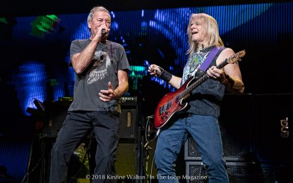 Deep Purple @ Hollywood Casino Amphitheatre (Tinley Park, IL)