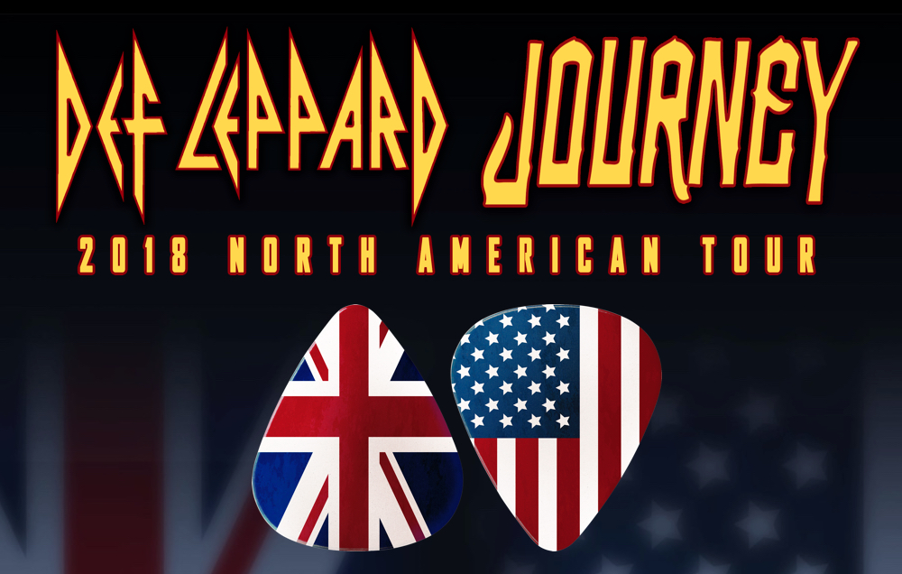 Wrigley Field Getting New Players This Summer As Def Leppard and Journey Tour Through The Friendly Confinds