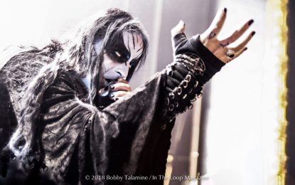 Dimmu Borgir @ The Vic