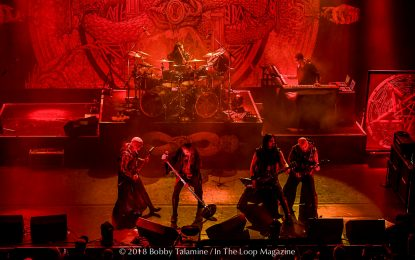 Dimmu Borgir Bring Their Black Metal To The Masses At The Vic Theatre In Chicago