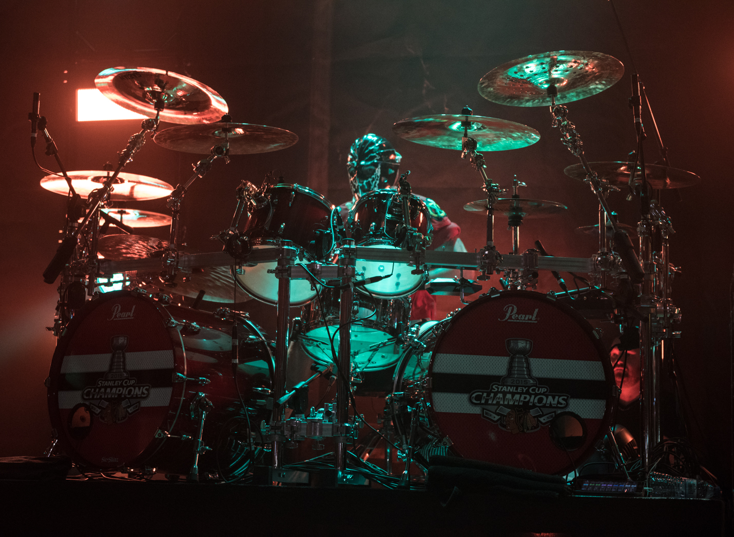 Interview: Blow Out Your Eyes on These Bass Drums: Disturbed's Mike Wengren
