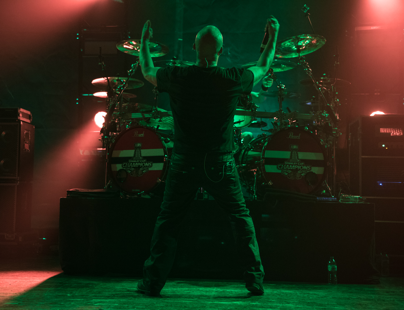 Photo Gallery : Disturbed @ House of Blues Chicago