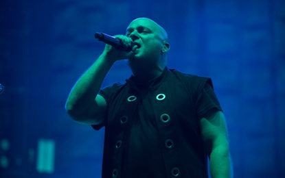 Photo Gallery : Disturbed @ COA 2016
