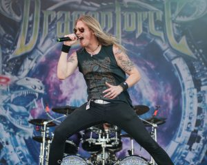 DragonForce @ Chicago Open Air