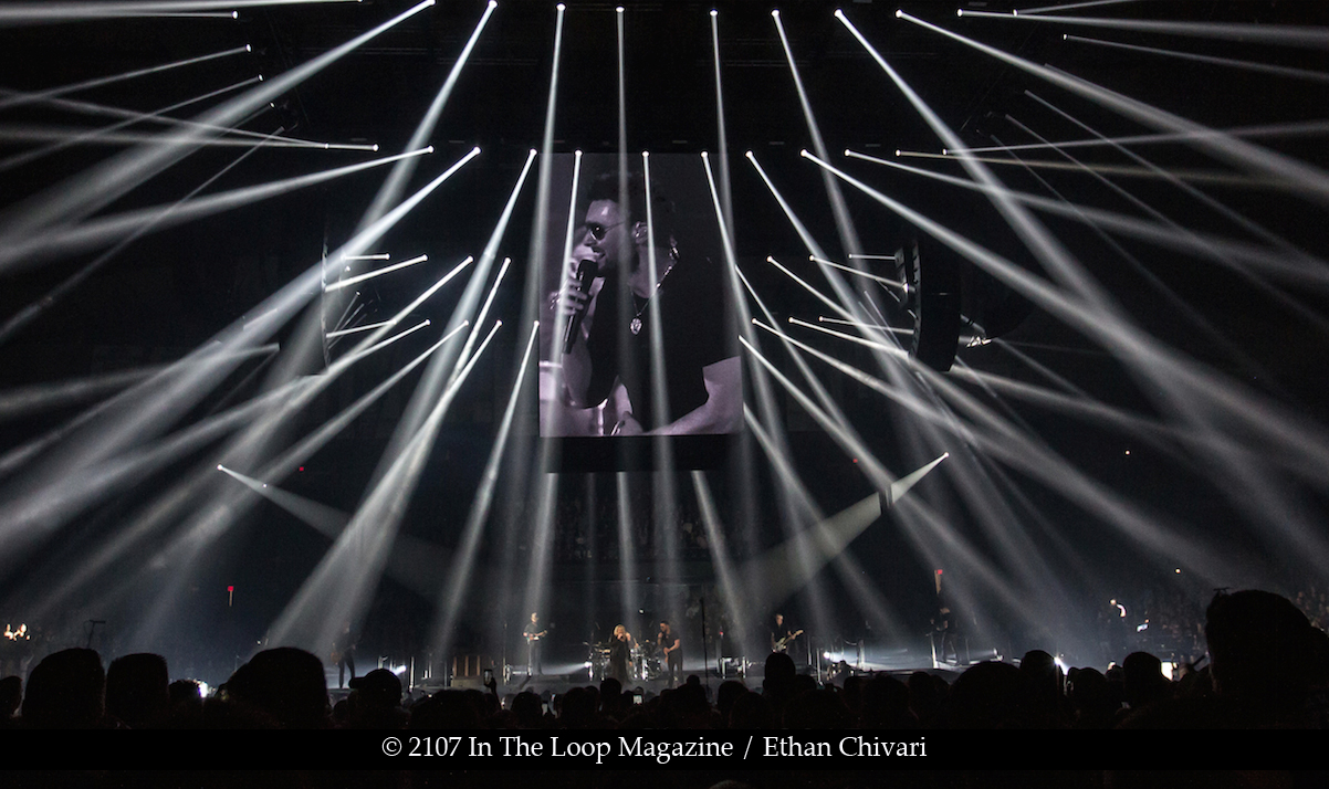 """Concert Review: """"Church"""" Is In Session- Eric Church Live At AllState Arena"""