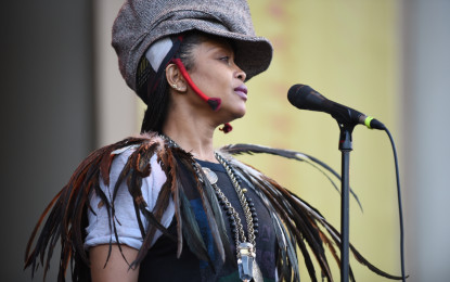 Photo Gallery : Erykah Badu Live at The Taste of Chicago