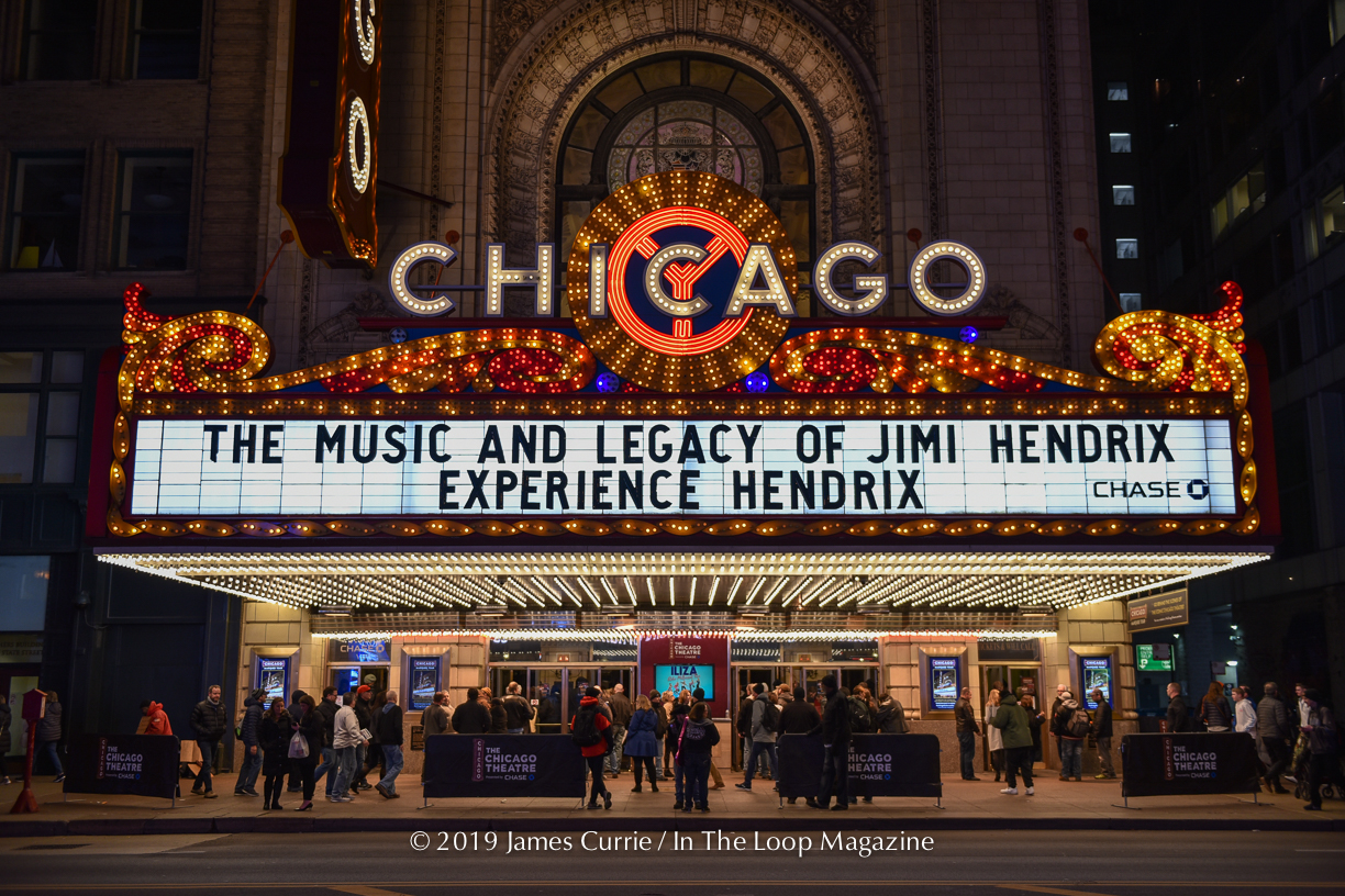 Legendary Rockers Play Tribute To The Legacy Of Jimi Hendrix At The Chicago Theatre Through Experience Hendrix Tour