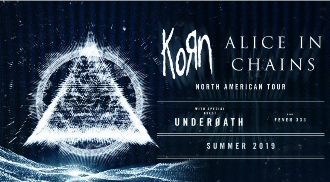 Review: Fever 333, Underoath, Alice In Chains & Korn at Hollywood Casino Amphitheater