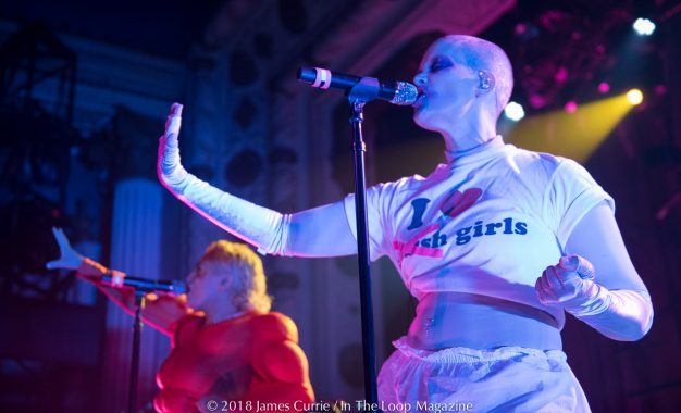 Fever Ray Bring Girl Powered Electronic World Beat Sound To Two Shows At Metro